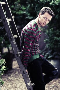 James McAvoy - Nylon Guys Magazine
