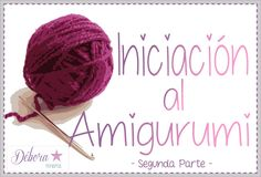Initiation to Amigurumi Part 1 Video Tutorial - Magic Ring, Low Point and Increases - Very Well Expl Amigurumi Tutorial, Amigurumi Patterns, Crochet Patterns, Crochet Diy, Crochet Dolls, Crochet Bags, Knit Basket, Baby Knitting, Crochet Projects