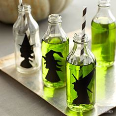 Witchy Drink Bottles
