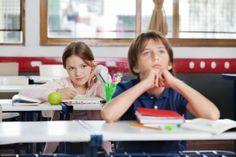 Patrones de conducta de los niños inatentos