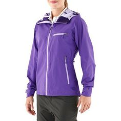 Rei rainwall jacket women's