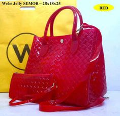 Webe Jelly Bags Unique Items..:*