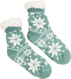 Pin for Later: The Comfiest Clothes $50 Can Buy Swell Baby It's Cold Outside Slipper Sock Half slipper, half sock, a pair of these Baby It's Cold Outside slipper socks ($17) are bound to be super comfy.