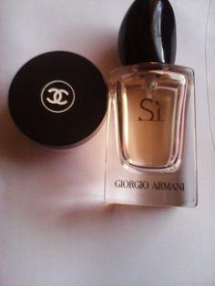 Chanel  Armani Si