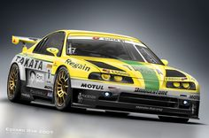 Honda Prelude Super GT by dr-phoenix on DeviantArt