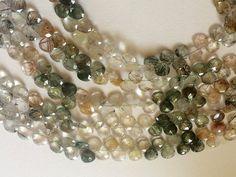 Items similar to Multi Rutile Quartz Heart Beads, Natural Multi Rutile Faceted Heart Beads, Beautiful Multi Rutile Necklace To Options) on Etsy Multi Strand Pearl Necklace, How To Make Necklaces, Tourmaline Gemstone, All Pictures, Opal, Quartz, Beautiful, Beads, Gemstones