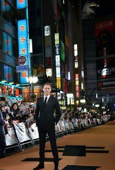 Tom Hiddleston at Tokyo Premiere of Kong Skull Island on March 15, 2017. Source: https://twitter.com/kurobutatantan/status/842006780422979584