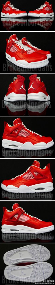 Air Jordan 4s, yes please♥