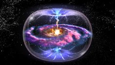 Torus .. Look no further, this is the design of everything.