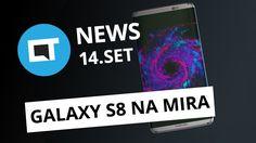 Moto Z Play no Brasil, Galaxy S8 a caminho, Uber autônomo e mais [CT News]