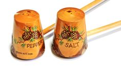 Wooden Sequoia National Park Salt and Pepper by ITSYOURCOUNTRY
