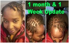 Am Pretty Happy To Announce I have Made it 1 Month & 1 Week in My Loc Journey! Yay!!! :) :) I Started My Loc Journey on 10/30/16. Click On this Link to See My Loc Journey Videos: https://www.youtube.com/playlist… #LocJourney #Locs #MonthUpdate #6MonthsBigChop
