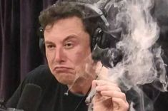 """Elon Musk didn't choose the thug life; the thug life chose Elon Musk. Claire Boucher, Btob, Elon Musk News, Weed Memes, Delon, World Star, Thug Life, Just For Fun, Twitter"