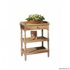 PR Interiors Willo eiken nachtkast in weathered oak-eik