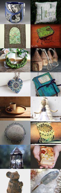A little medieval something, sometimes... by Skadia Bojakowska-Radwan on Etsy--Pinned with TreasuryPin.com Medieval, Etsy, Mid Century, Middle Ages
