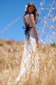 Ivory Essence Gown | BHLDN