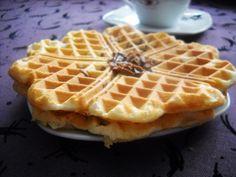 A tökéletes vaníliás gofritészta titka – ilyen finom gofrit nem kapsz a boltokban!!
