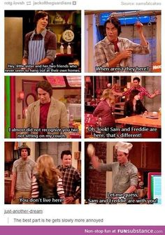iCarly was the best