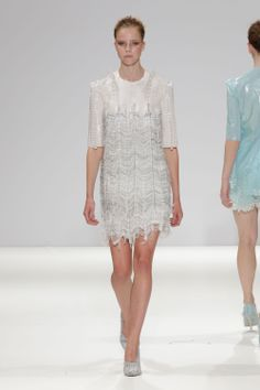 Hellen van Rees SS13 look 6 #SS13 #hellenvanrees #fashion