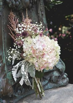 Can Baby's Breath Be Redeemed? Flowers For Algernon, Collage, Bridal Bouquets, Floral Arrangements, Wedding Flowers, Floral Design, Seeds, Floral Wreath, Gardening