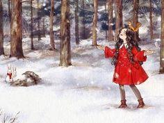 첫눈 (First snow)