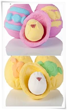 Lush Easter Collection Spring 2012