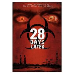 28 Days Later Poster Movie