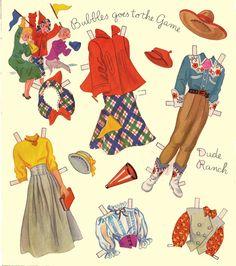 Paper Dolls~THE GANG - Bonnie Jones - Picasa Web Albums