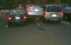 Parking: nailed it.