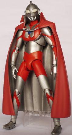 Ultra Act - Ultraman with Cloak