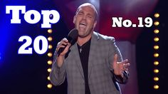 The Voice - My Top 20 Blind Auditions Around The World (No.19)