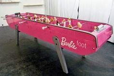 Footballing hecho con #Barbies, Muy divertido