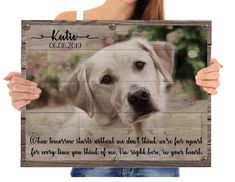 Pet Memorial Gifts, Dog Memorial, Memorial Ideas, Pet Loss Grief, Dog Loss, Gifts For Pet Lovers, Dog Gifts, Pet Poems, Remembrance Gifts