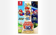 Avis aux possesseurs d'une console Switch et aux fans de l'univers Super Mario ! À l'occasion d'une offre à durée indéterminée, Cdiscount propose l'excellent jeu Super Mario 3D-All Stars pour Switch sous la barre des 36 euros grâce à un...
