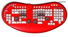 ABKEY REVOLUTION KEYBOARD