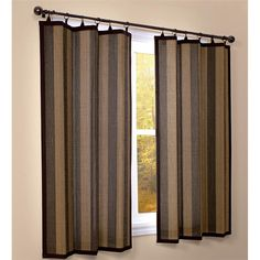 """84""""L Easy Glide Bamboo Panel 