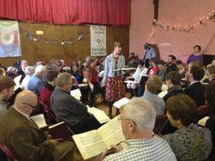 Sacred Harp Singers of Dublin | Shape note singing in Dublin