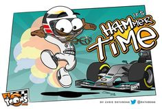Lewis, effectively put down the hammer and took the lead in the championship in Singapore Formula 1, Goodwood Fos, Amg Petronas, Lewis Hamilton, The Championship, F1 Racing, World Of Sports, Car And Driver, Freelance Illustrator