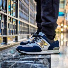 0914e62df10 Hanon x New Balance 575. Ginono · sneakers