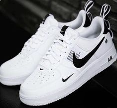 Nike Air Force 1 07 Utility White Black Yellow Men s Size 9 US Nike Air Force 1 07 Utility White Black Yellow Men s Size 9 US fashion clothing shoes accessories mensshoes Black Nike Sneakers, White Nike Shoes, Black Nikes, Yellow Shoes, Nike Shoes Men, Sneakers Adidas, Nike Air White, All White Sneakers, Nike Trainers
