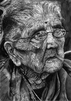 Photo Realistic Pencil Drawings
