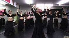 Reverse Turn, Propeller Turn and Medusa (at 1:38) (ATS® version) Clarification on Endings - FatChanceBellyDance® performed to demonstrate the endings of 3 slow steps. ...