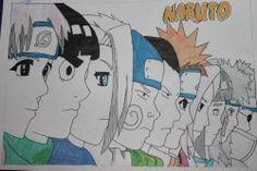Мои аниме рисунки #anime