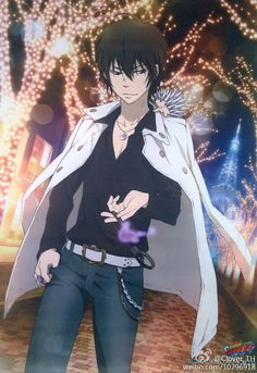 Adopted !! Hibari . Age 17 . He is a paranormal investor . He doesn't care if  you think he's crazy . He wants to prove the paranormal exist