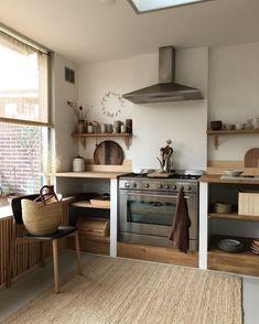 Home Design, Küchen Design, Interior Design Kitchen, Layout Design, Design Ideas, Design Inspiration, Simple Kitchen Design, Interior Ideas, New Kitchen