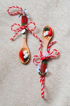 мартеница bulgarian traditional holiday of march martenitsa Diy Wedding Shoes, International Craft, Alphabet Letters Design, Newspaper Crafts, Folk Embroidery, Holiday Traditions, Christmas Crafts For Kids, Spring Crafts, Diy Projects To Try