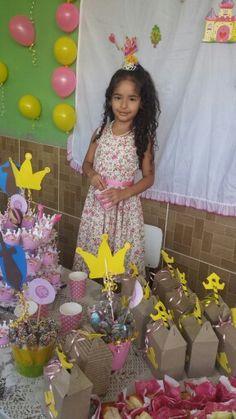 Minha Filhotinha Alana - Aniversário de 5 Anos - 23 de Outubro de 2014