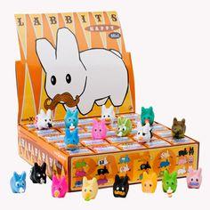 Happy Labbit Mini Series 1.5-Inch | Kidrobot