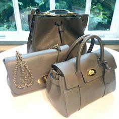 mulberry-grey handbags-spring summer 2015-lily bag-kensington bag-bayswater bag-handbag.com