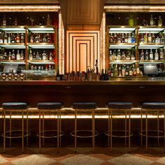 Midnight Rambler at The Joule Hotel in Dallas.  Photography by Mei-Chun Jau.